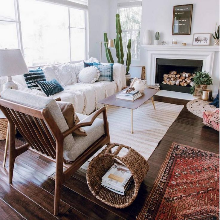 51 Bohemian Chic Living Room Decor Ideas Living Room Scandinavian Boho Chic Living Room Living Room Seating