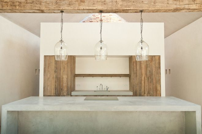 Rustic Kitchen by Decor Tadelakt