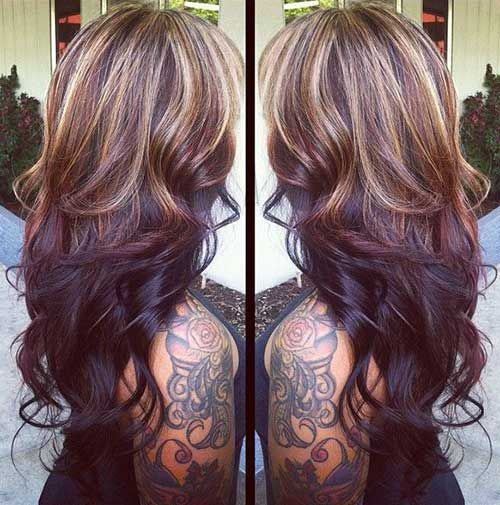 reverse ombre hairstyles - Google Search