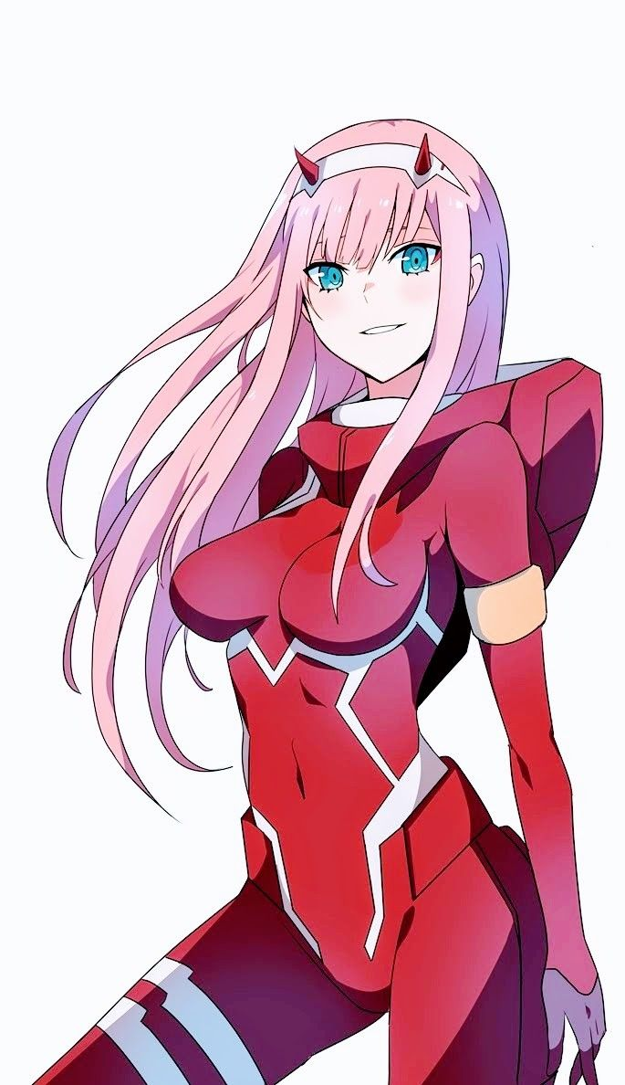 02 >> Zero Two Darling In The Franxx Gg Anime Best Darling In The