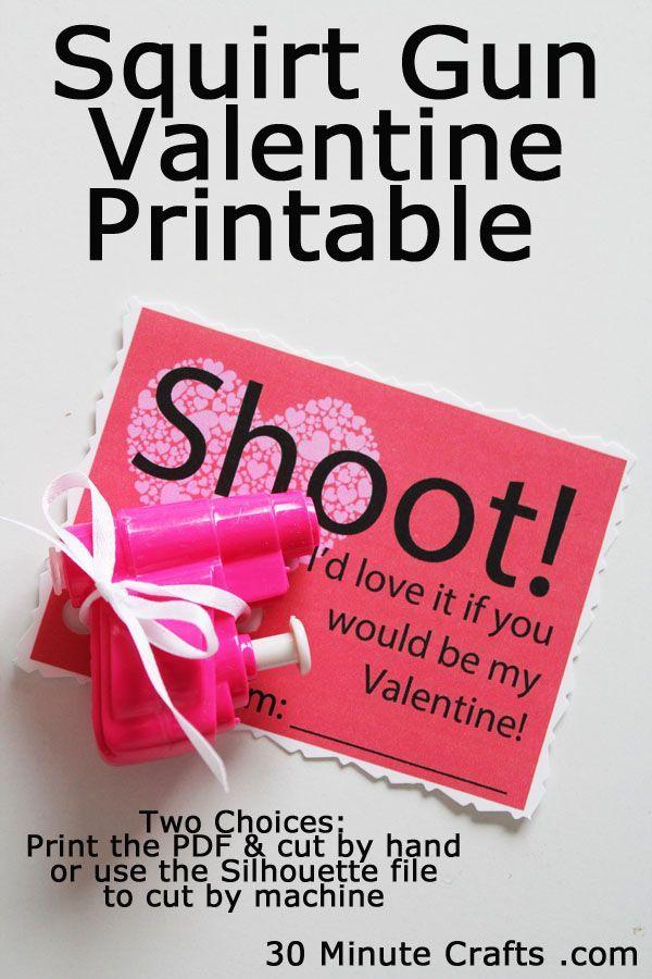 Valentine Favors For Kids. 55 best can make qt home images on ...