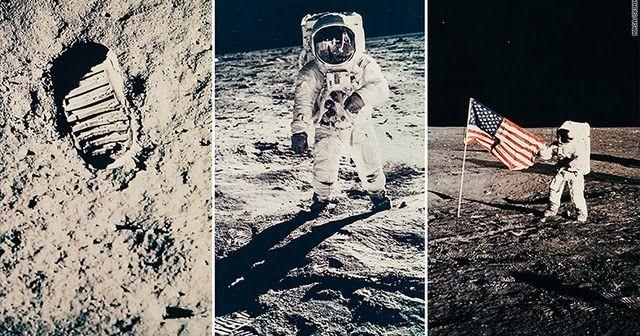 """Σπάνιες εντυπωσιακές φωτογραφίες της NASA """"βγαίνουν στο σφυρί"""" #ΤΕΧΝΟΛΟΓΙΑ"""