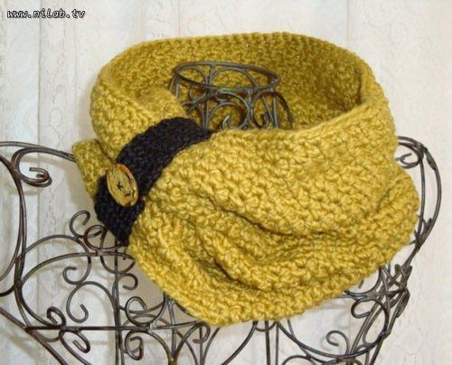 سبک های جدید شال گردن برای فصل سرما