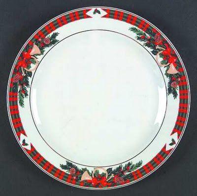 118 best Christmas Dishware images on Pinterest | Christmas dishes ...