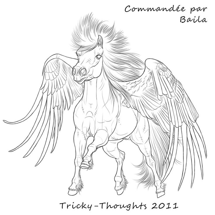 diamond coloring pages of horse - photo#11