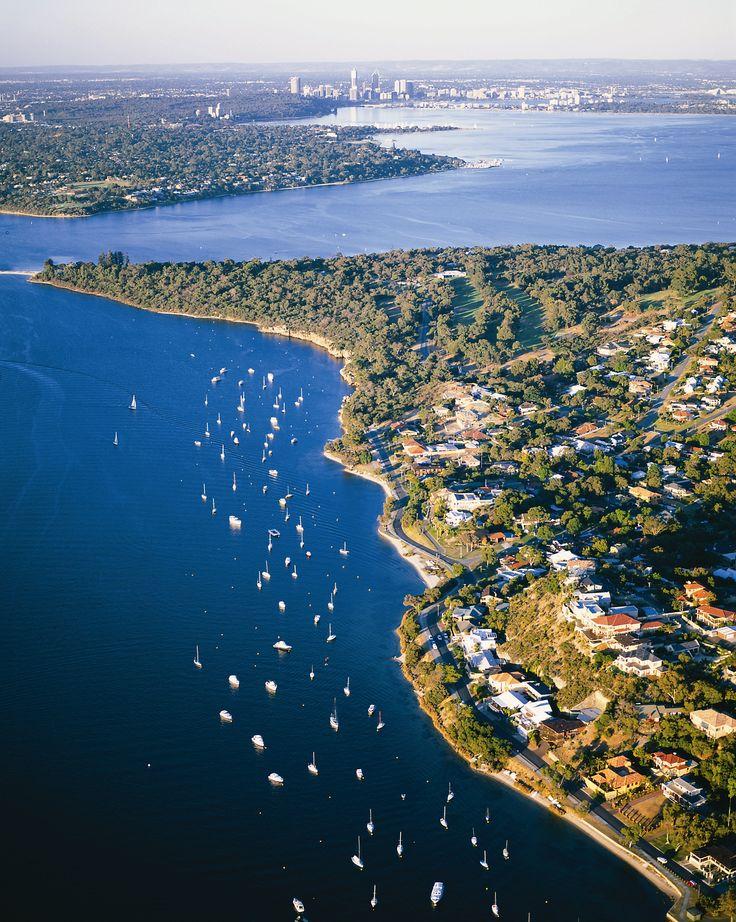 Overlooking Melville