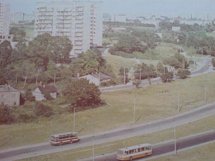 ujęcia płd.granicy Czechowa(ok.1980)