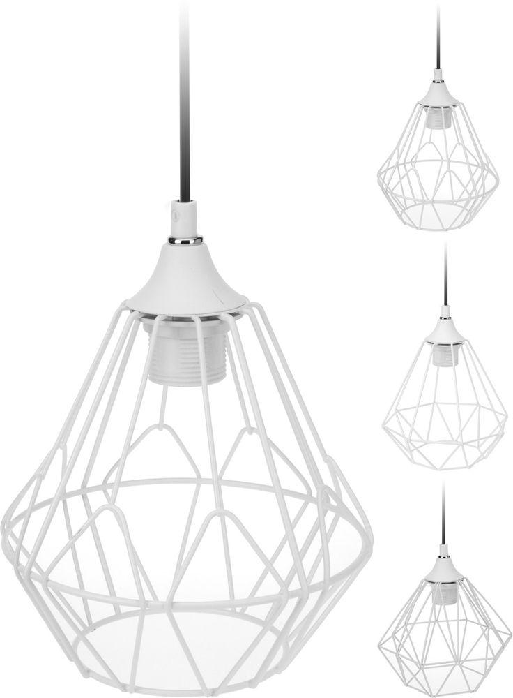 Lampa wisząca Storage biała- wzór 1 - Interior XX8785500_1 | 9design Warszawa