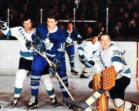 Leafs vs. Penguins, 1968