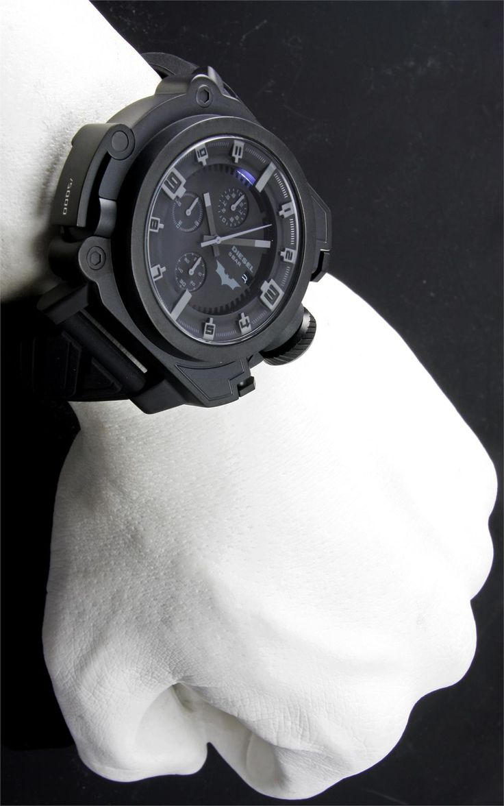 Diesel Batman Limited Edition Watch