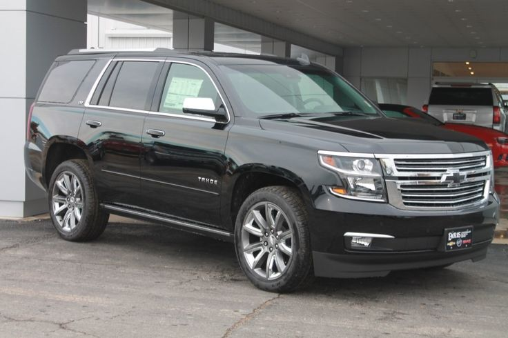 This New 2016 Chevrolet Tahoe LTZ is a New Chevrolet SUV for sale in Paris, Texas. It's 4WD with a EcoTec3 5.3L V8 engine and a 6-Speed Automatic Electronic...