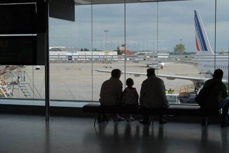 Toulouse Blagnac Airport'09, France