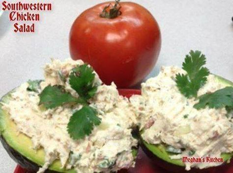 Keto Southwestern Chicken Salad http://ift.tt/2s7GS9m This is a keto approved southwestern chicken salad that makes a delicious lunch!  Chicken salad sandwich without the bread! Tastes even better this way and can be served on a bed of lettuce spinach bread pita pockets. the choices are endless! This is so easy to make and it healthy keto approved and low carb. Perfect for your ketogenic diet or lifestyle. The kids will love this too!  More Keto Approved -> RECIPES