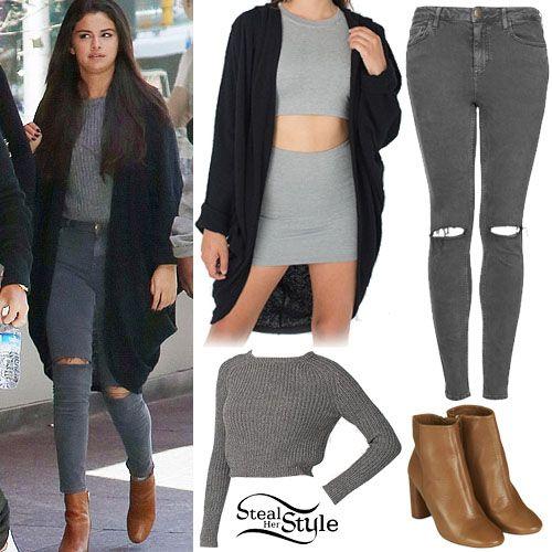 Selena Gomez leaving the Toronto Eaton Centre, September 6th, 2014 - photo: selgomez-news