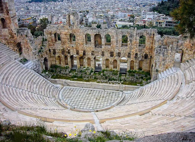 an analysis of ancient greek theater and drama jennifer mills theater Thespian definition of or relating to drama and the theatre of or pertaining to tragedy or dramatic acting, from greek thespis.
