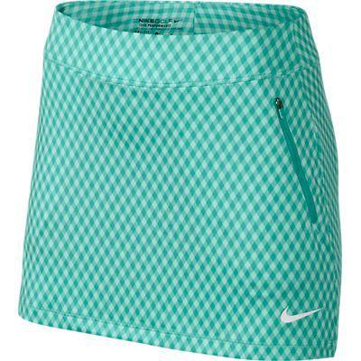 Nike Ladies Gingham Flight Golf Skort at #lorisgolfshoppe