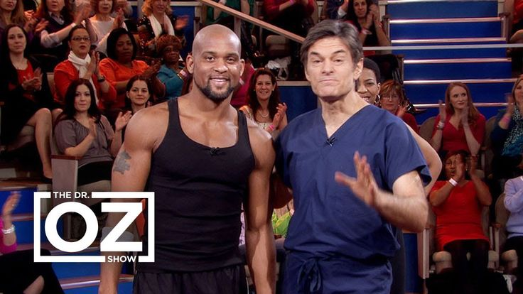Shaun T Insanity with Dr. Oz   Shaun T's Miracle 15-Minute Workout