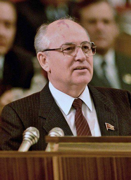 Mikhail Gorbachev - Politician