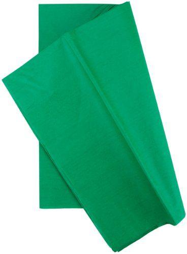 Cindus Tissue Wrap, 20 by 20-Inch,  Emerald Green, 10/Pkg Cindus http://smile.amazon.com/dp/B000YFOW6Y/ref=cm_sw_r_pi_dp_y03swb0WJAB1R