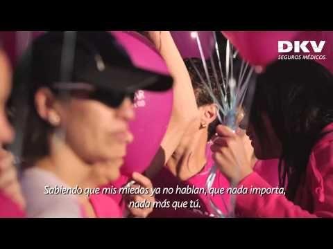 ▶ Antonio Orozco presenta el himno de la Carrera de la Mujer - YouTube