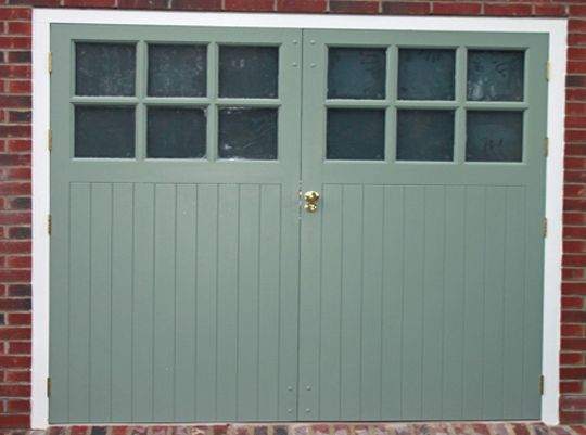 Wooden Garage Doors Please click an image below to find out more information. Made to Measure Wooden Garage Doors View Standard Sized (Priced) Wooden Garage Doors View Contact Us For advice or further information regarding any of