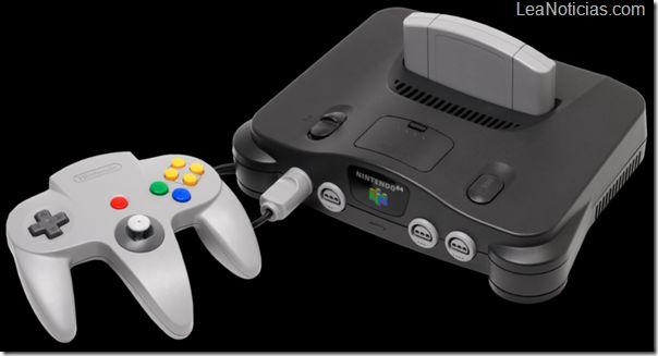 Nintendo 64 pudo tener su propia tienda virtual y modalidad de juego online - http://www.leanoticias.com/2012/11/23/nintendo-64-pudo-tener-su-propia-tienda-virtual-y-modalidad-de-juego-online/