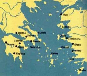 Las polis griegas