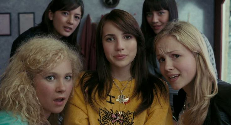 Emma Roberts in the film 'Wild Child' (2008)