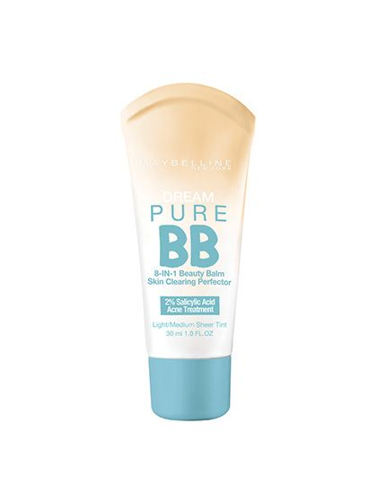 The 10 best BB creams for oily skin: With 2 percent salicylic acid, Maybelline's superlightweight Dream Pure BB moonlights as a serious acne fighter