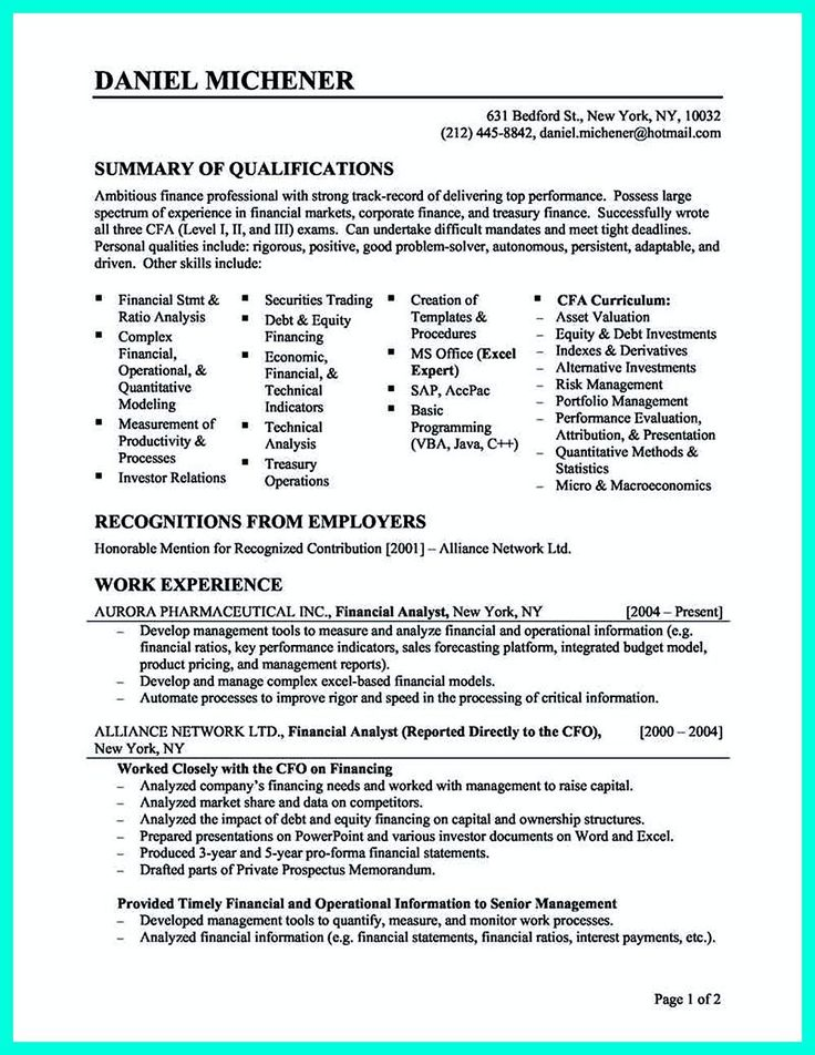 Best 25+ Accountant cv ideas on Pinterest Job help, Resume ideas - accounting resume format
