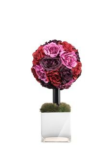 HERVÉ GAMBS PARISTopiary mixed couture roses diffuser