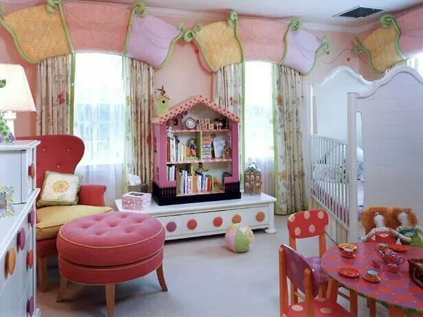 Little Girlsu0027 Bedroom Ideas, Children Sleep A Lot; They Are Sleeping About  10 To 13 Hours, Until The Age Of 12 Years Old. Children Also Spend Most Of  Their ...