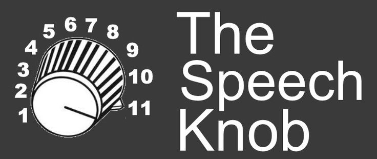 The Speech Knob