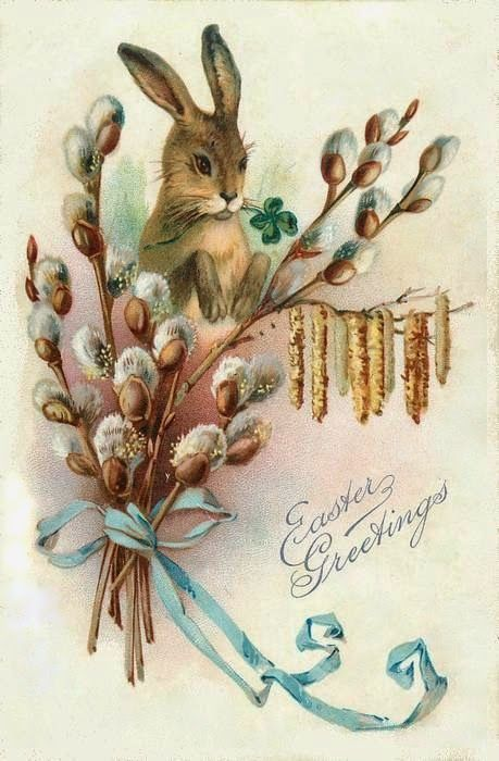 Free Easter Images of Bunnies and Children. New at the Legacy.