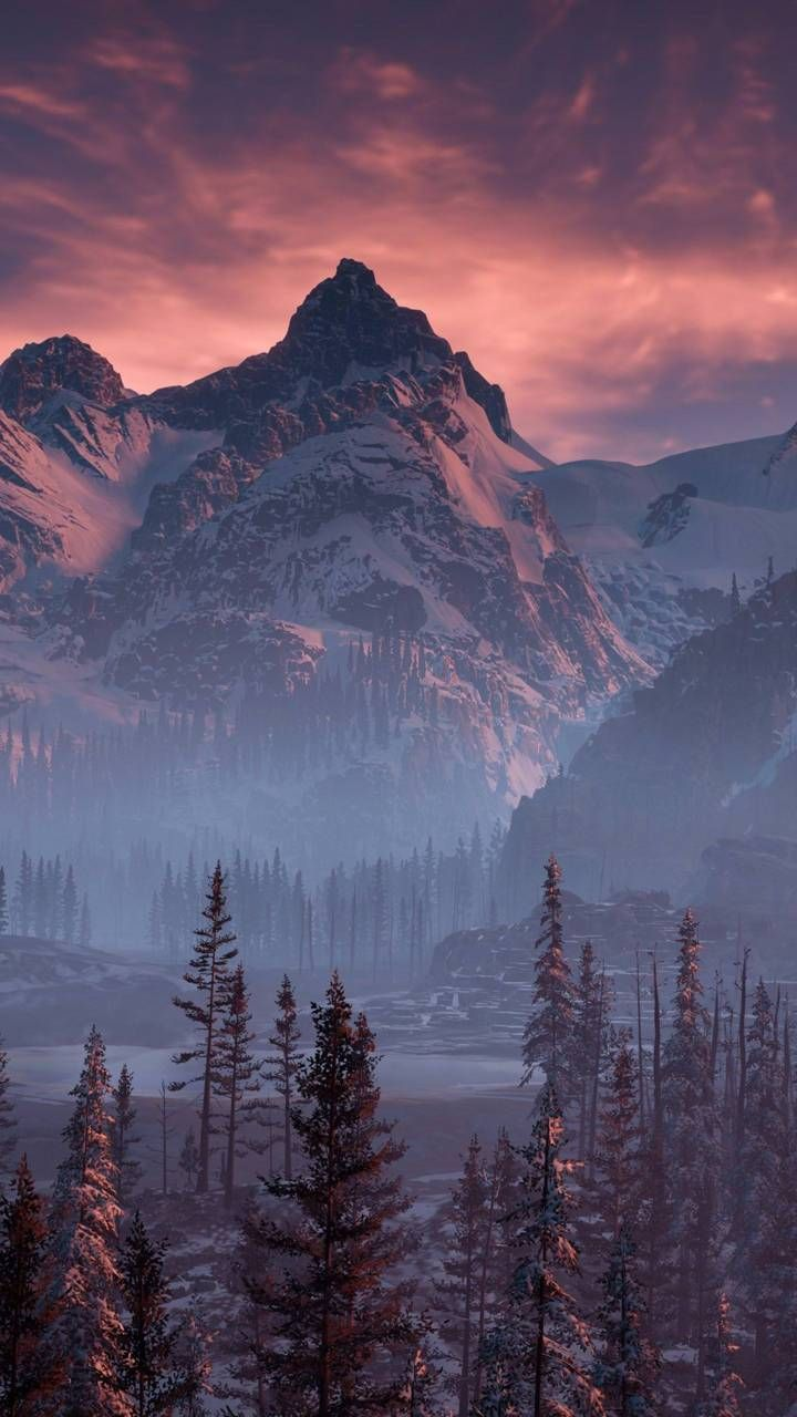 4k Mountain Nature Wallpaper Mountain Wallpaper
