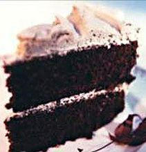 Easy Fudge Cake with Buttercream Frosting