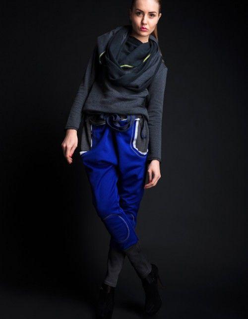 Spodnie give.me.blue.