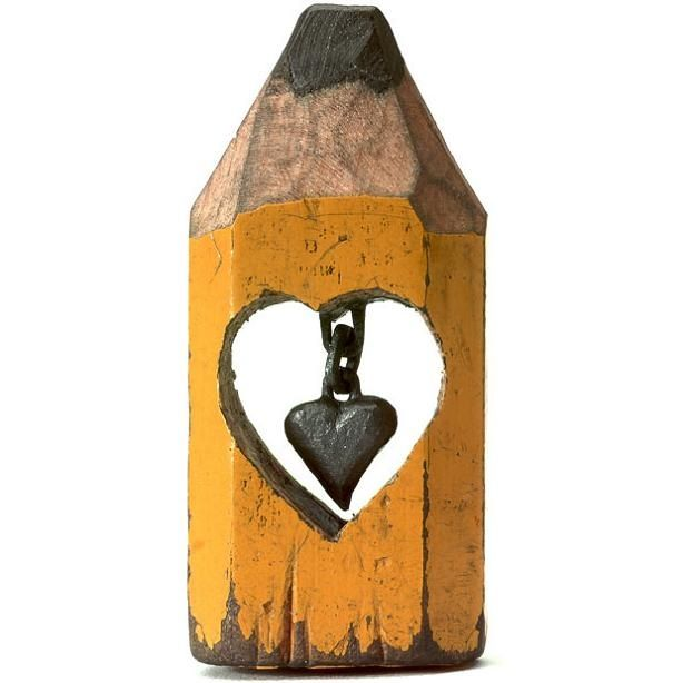 Minyatür Kurşun Kalem Sanatı - 49 yaşındaki Amerikalı marangoz Dalton Ghetti,