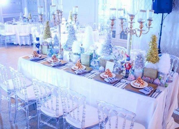 M s de 1000 ideas sobre fiestas de cumplea os de invierno for Decoracion invierno
