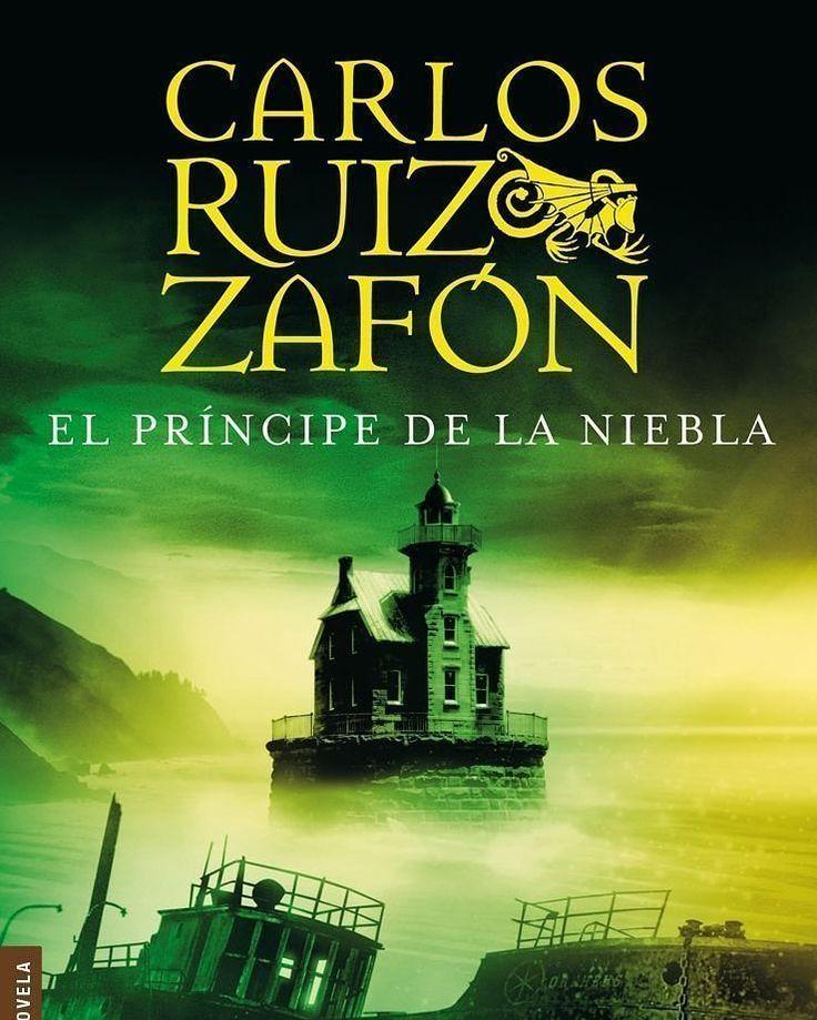 El príncipe de la niebla (#Biblioteca Carlos Ruiz Zafón). #Libro recomendado en Tapa blanda. http://amzn.to/2k3V68C