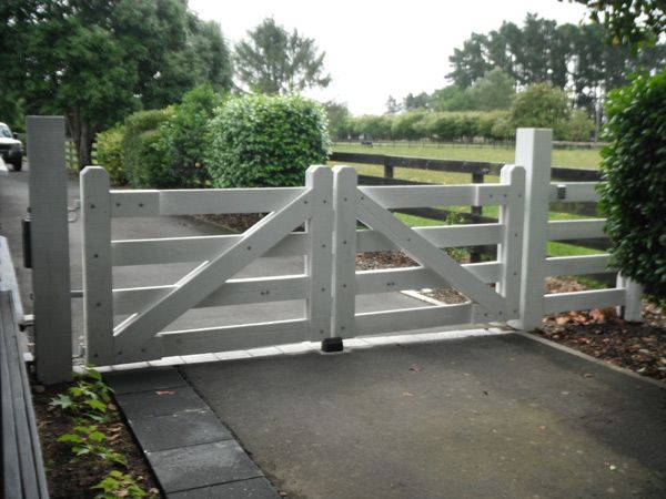 Fences Gates & More Ltd, Providing styles Automatic Gates and Residential Gates in Waikato. Our gates look in very nice and strong, and its also work manual or automated.