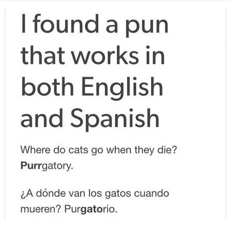Image Result For Spanish Puns