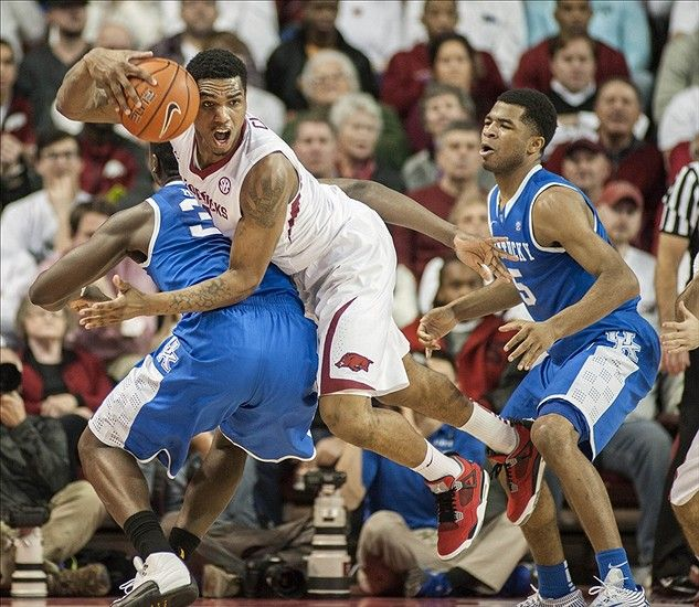 Kentucky Wildcats vs. Arkansas Razorbacks Pick-Odds-Prediction 2/27/14: Mitch's Free College Basketball Pick Against the Spread