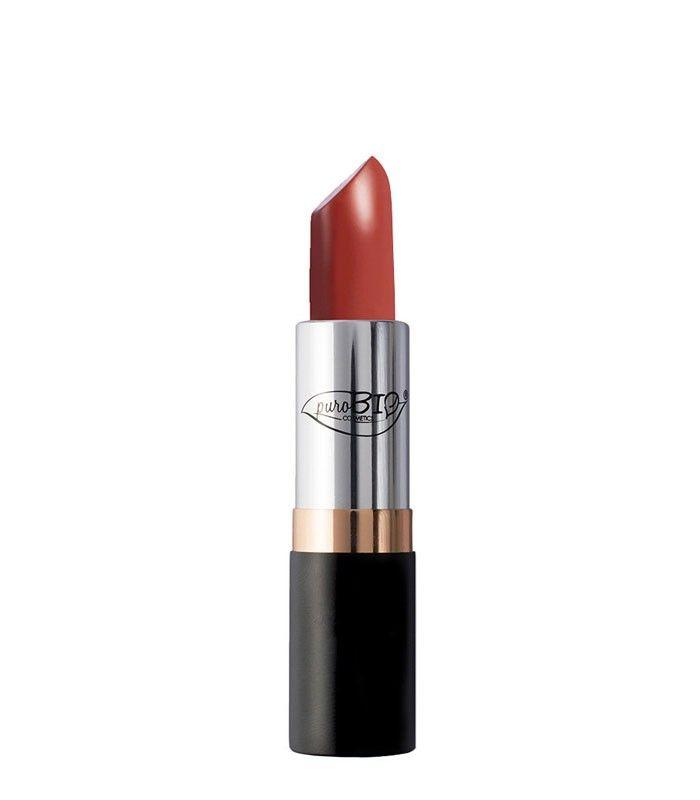 Lipstick 06 Arancio Bruciato - PuroBio Cosmetics