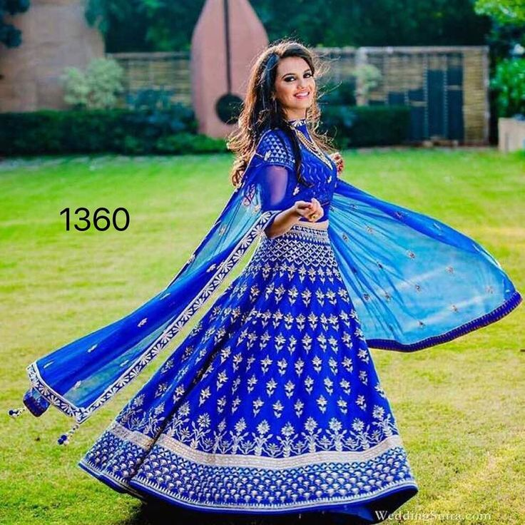 Blue classic lehenga Choli  Fabric: LEHNGA - BAGALORI BLOUSE - BANGLORI DUPATTA - NET  Price : 1500 INR only ! #SHOPNOW  CASH ON DELIVERY Available In India ! Shipping Charges Extra  World Wide Shipping Available ! ✈ PayPal / WU Accepted  Free Shipping On Prepaid Shipment In India  Stitching Service Available  To order / enquiry  Contact Us : +91 9054562754 ( WhatsApp Only )