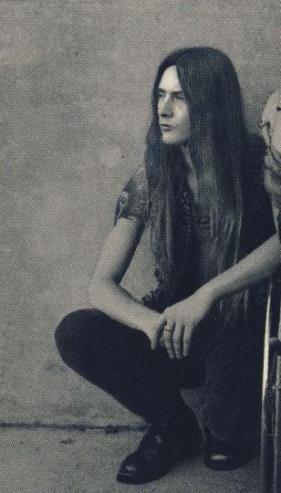 daughterxofthesea:  Jerry Cantrell