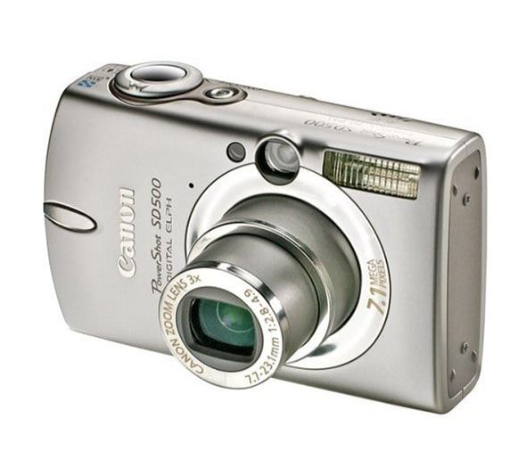 Canon Powershot Sd500 Manual User Guide And Product Specification Best Digital Camera Powershot Digital Camera