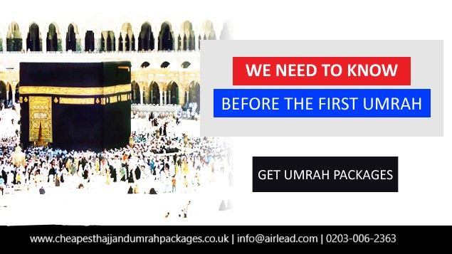 Best and Cheapest Umrah Packages 2018 Services provider in