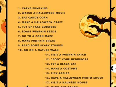 20 ideas for your halloween bucket list 2016 livingmividalocacom - List Of Halloween Music