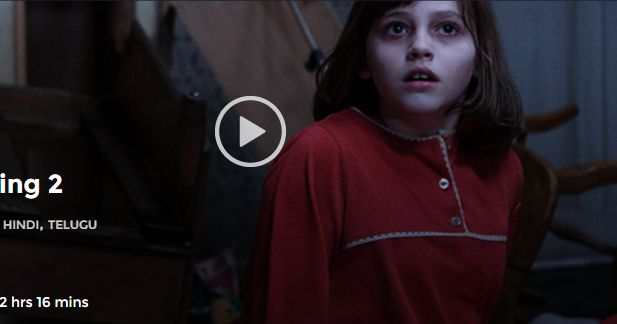 The Conjuring 2 (2016) Watch Online Hindi Dubbed Full HD Movie Free Download